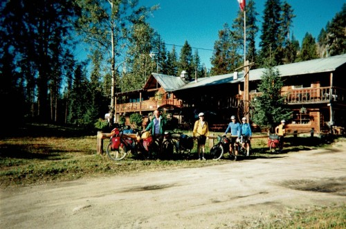 The Crew at Chute Lake Lodge