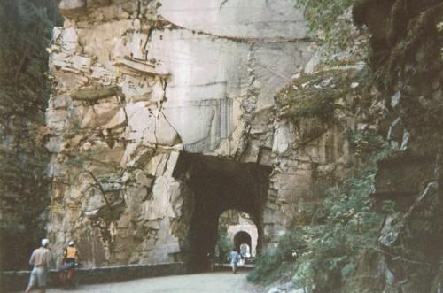 Quintette Tunnels