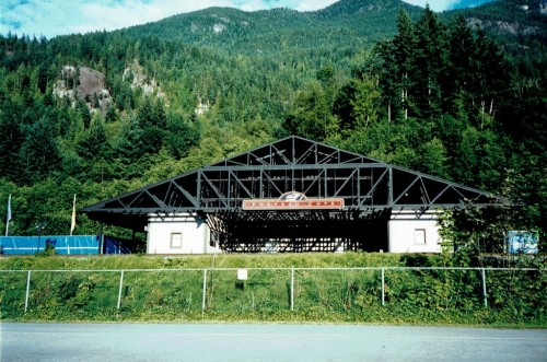 Porteau Cove Station