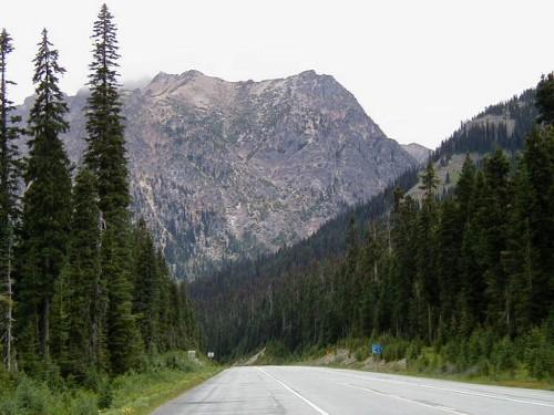 Washington Pass Views