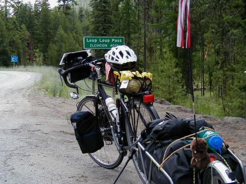 Loup Loup Pass - 4020 ft.