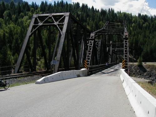 Waneta Bridge