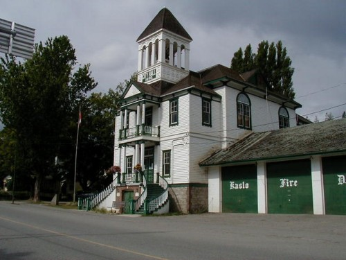 Kaslo Fire Hall