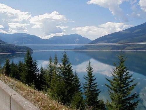 Arrow Lake near Fauquier