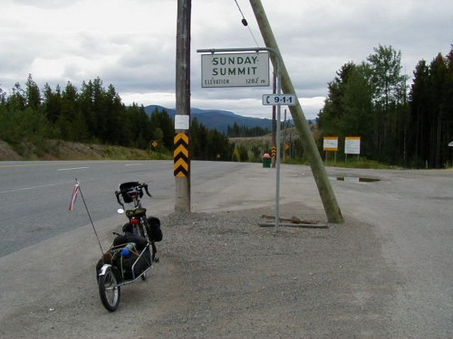 Sunday Summit - 1282m