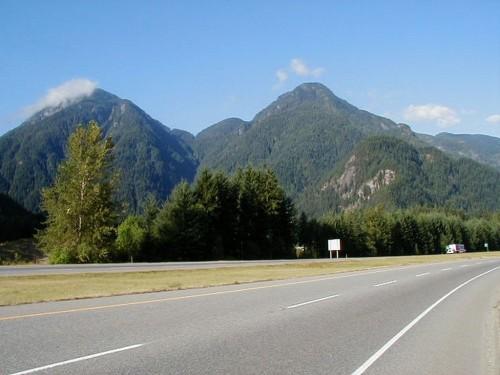 Leaving Hope on Highway 1