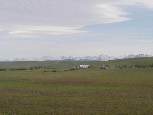 Rangelands of Southern Alberta