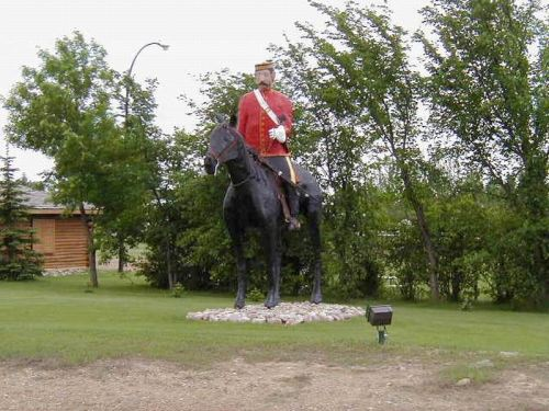 Redvers Mountie