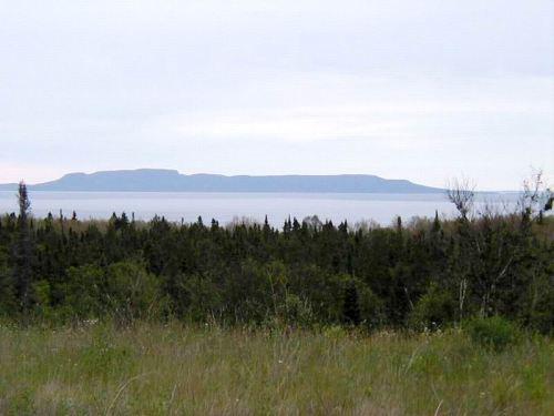 Thunder Bay's Sleeping Giant