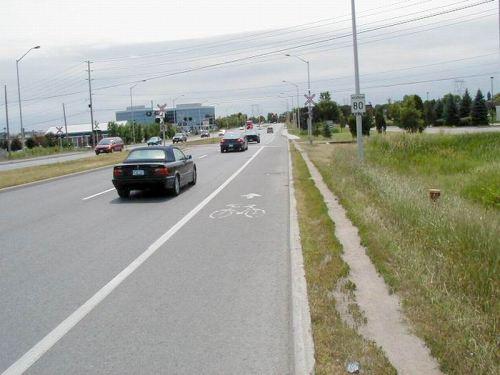 Nice Bike Lanes