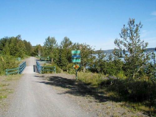 Le Petit Temis Rail Trail