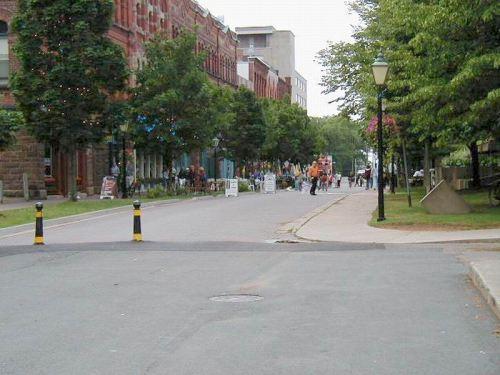 Downtown Charlottetown