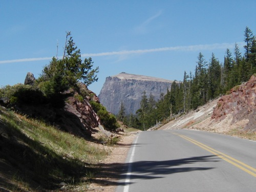 Very Steep Roads!