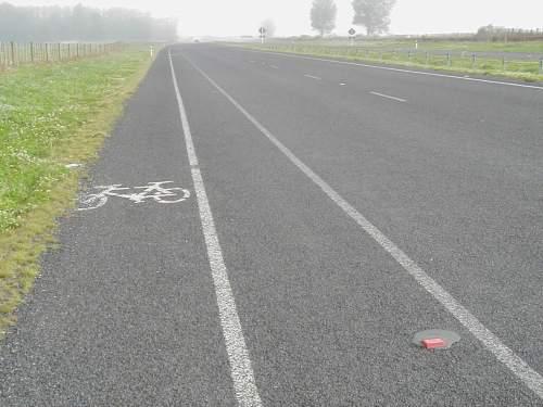 Nice Bike Lane!