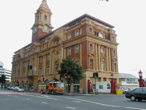 Auckland Station