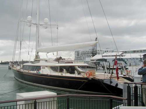 178 ft Yacht