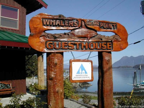 Whalers Point Hostel