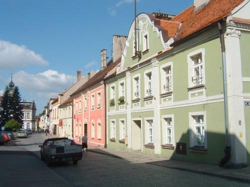 Streets of Byczyna