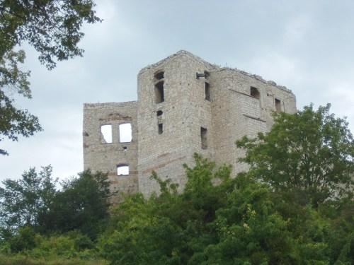 Castle Ruin in Kazimierz Dolny