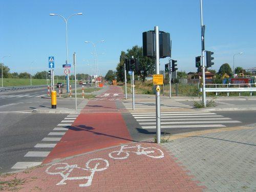 Nice Bike Path!