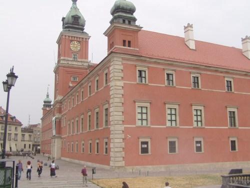 Spectacular Rebuilt Palace