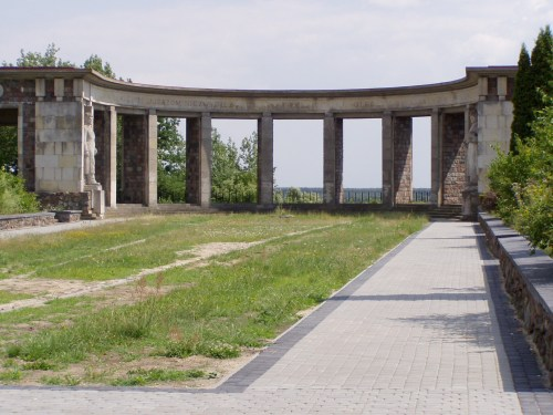 Large Memorial Encountered on the way to Ostroleka