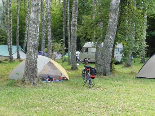 Camping in Grudki