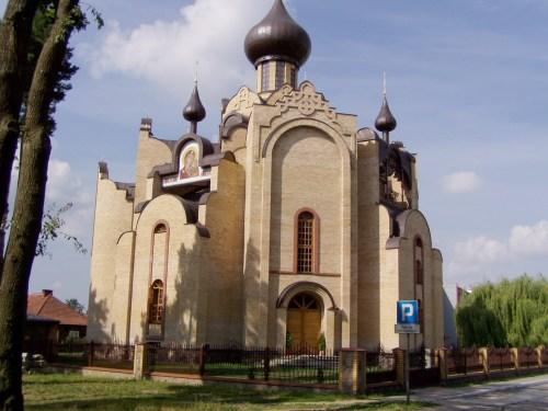 Churches Everywhere!