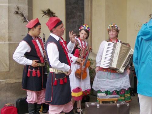 Krakowie