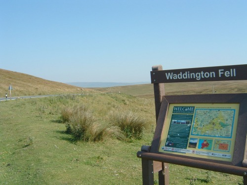Waddington Fell