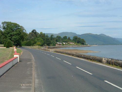 Nice Coastal Road