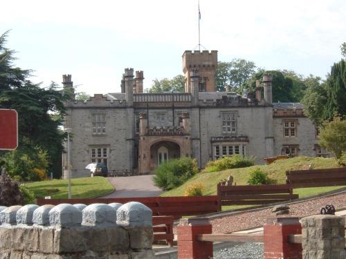 Castle of the Duke and Duchess of Argyll