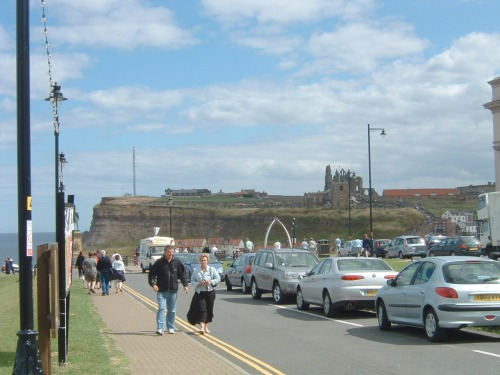 North Entrance to Whitby