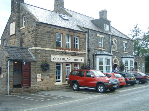 Goathland Hotel (Aidensfield Arms)