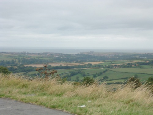 Windy North Yorkshire Moors