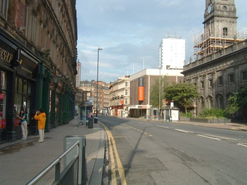 Leaving Leeds - Quiet Sunday Morning