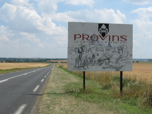 The Road to Provins