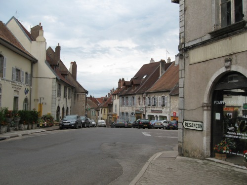 The Road to Besancon