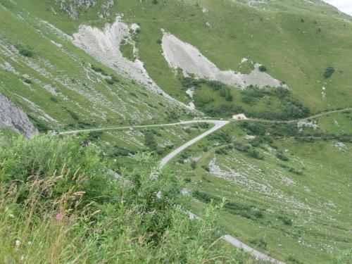 A Long Way Up!