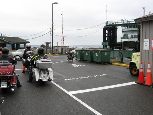 Coupeville (Keystone) Ferry Dock