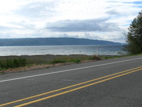 North end of the Hood Canal