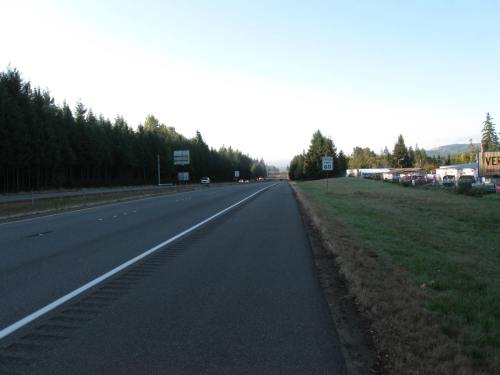 US101 to Olympia