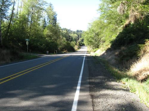 Old Elma-McCleary Road