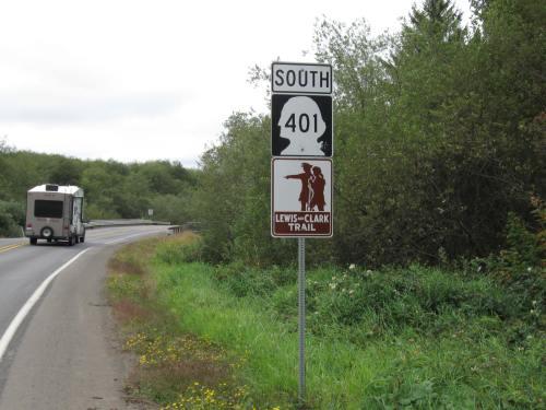 401 - Lewis & Clark Trail