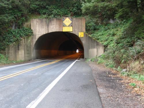 Arch Cape Tunnel