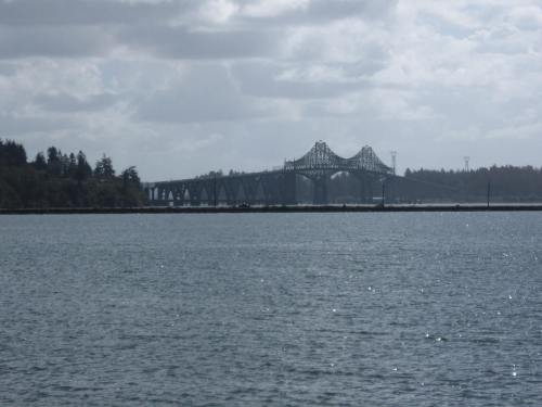 The first Bridge into Coos Bay