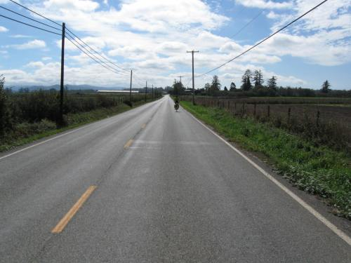 Quiet Roads off 101 to Crescent City