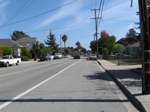 Riding the Backstreets of Santa Cruz