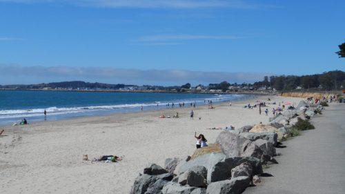 Busy Beaches