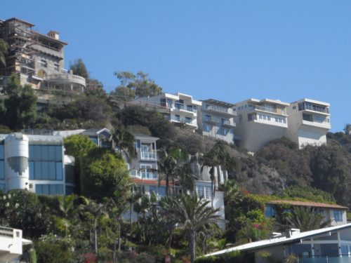 Cliff Side Mansions